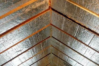 Roof Insulation Repair